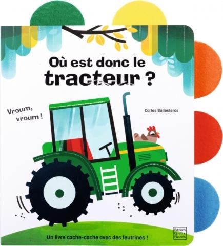 Où est donc le tracteur ?