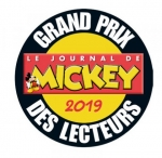 Grand Prix lecteurs journal de Mickey