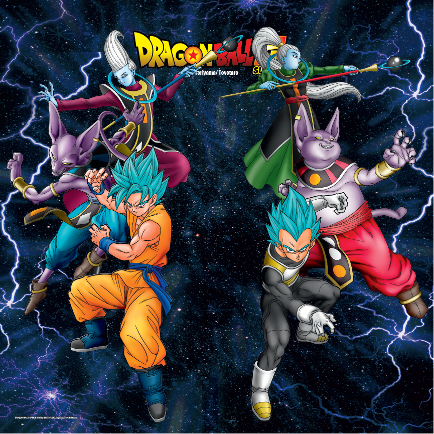 DRAGON BALL SUPER © 2015 by BIRD STUDIO, Toyotarou